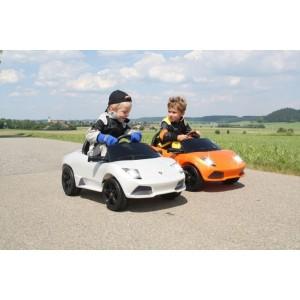 ride-on-lamborghini-murcielago-arancione-40-mhz---auto-elettrica-per-bambini---radiocomandata
